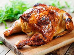 Roast Whole Chicken In The Kitchen With Kelley Roasted Chicken Easy Health Options