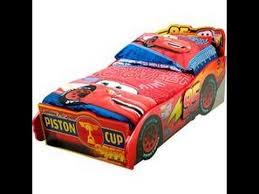 disney pixar cars toddler bed youtube