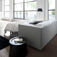 Ligne Roset Ottoman by Sofa Bed Contemporary Fabric Leather Mostra Ligne Roset