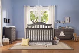 Crib Convertible To Toddler Bed by Davinci Jayden 4 In 1 Convertible Crib With Toddler Rail Slate