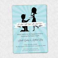 Wedding Announcement Templates Engagement Invitations Engagement Party Invitation Invite Card