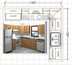 Kitchen Cabinets Design Tool Template For Kitchen Cabinets Design 10 X 10 Layout For Kitchen