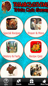 thanksgiving trivia ft turkey recipe football quiz apps 148apps