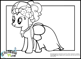 my little pony coloring pages fluttershy pinkie pie coloring pages for kids jpg 1500 1100 coloring 4