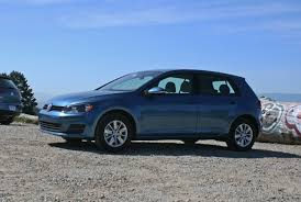 review 2015 golf tsi auto the truth about cars