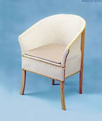 deluxe traditional basketweave lloyd loom wicker commode chair