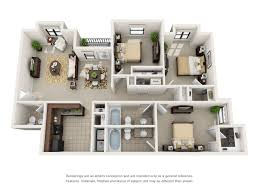 1 2 and 3 bedroom floor plans ridge crossings apartments
