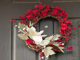 wreaths for all seasons to brighten up your front door in the prime