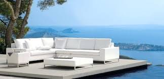 Outdoor Modern Patio Furniture White Modern Outdoor Furniture Krediveforex Club