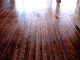 how to refinish a hardwood floor dengarden