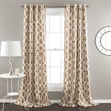 edward window curtain set lush décor www lushdecor com