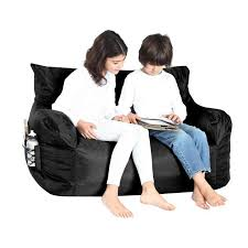 kids 2 seater brady bean bag sofa chair outdoor bean bags by hipkids