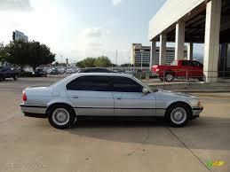 bmw 7 series 98 1998 arctic silver metallic bmw 7 series 740il sedan 32808648