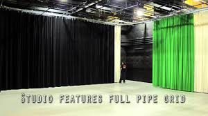 room divider curtain track live tv and broadcasting studio curtain track track switcher and
