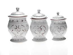 Decorative Canisters Kitchen by Kitchen Canister Sets Storage Decor U2014 Kitchen U0026 Bath Ideas