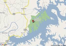 cumberland lake map map of lake cumberland state resort park jamestown