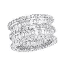 diamond eternity rings images 18k gold designer baguette round diamond eternity ring 7 8ct by jpg