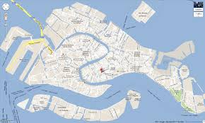 Venice Map Where Is Grand Canal On Map Of Venice World Easy Guides Venice