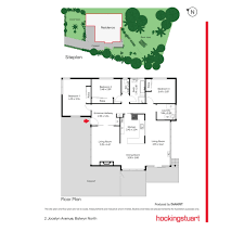 Sound Academy Floor Plan 2 Jocelyn Avenue Balwyn North Vic 3104 Hockingstuart