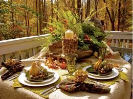 outdoor thanksgiving table settings modern building design