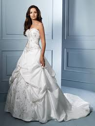 alfred angelo vintage lace wedding dresses alfred angelo 758 600 size 14 used wedding dresses alfred