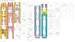 vision of the seas deck 3 deck plan tour