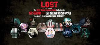 lost in kch real escape room in kuching