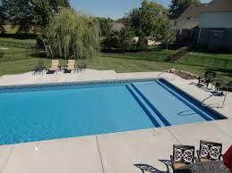 sunshelf vinyl liner indianapolis pools pinterest backyard