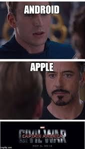 Meme Maker Android - marvel civil war 1 meme imgflip