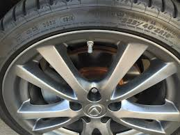 lexus is300 rotors rust on brake rotor lexus is forum