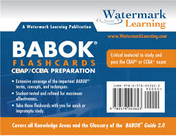 babok study flashcards richard larson 9780578043623 amazon com
