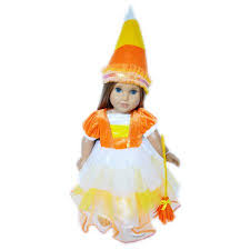 candy corn costume candy corn costume for american girl dolls walmart