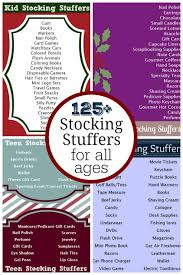 Stocking Stuffers Ideas Over 125 Stocking Stuffer Ideas For All Ages Views From The U0027ville