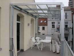 balkon glasscheiben glas schiebedach terrassenüberdachung mit glasfüllung