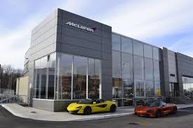 mclaren dealership releases mclaren media site