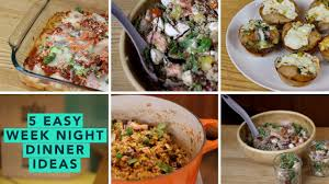 Cheap But Good Dinner Ideas Kid Friendly Easy Healthy Weeknight Dinners For The Whole Family