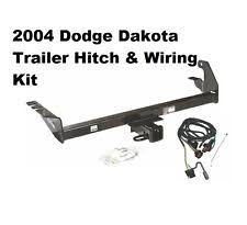 dodge dakota hitch towing u0026 hauling ebay