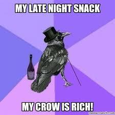 Crow Meme - crow
