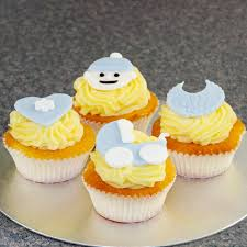 cupcake toppers how to make baby cupcake toppers baby shower happy foods