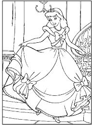 princess cinderella coloring pages ideas princess tiana
