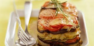 tian de légumes gratiné facile et pas cher recette sur cuisine