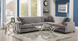 gray sofa casual sterling gray 7piece room group city gray