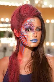 Alien Halloween Makeup by 16 Best Maquillage Alien Images On Pinterest Alien Makeup