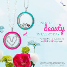 origami owl june specials and origami owl summer 2017 collection