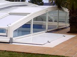 low swimming pool enclosures algarve aqua telescopic aqua