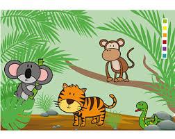 Flashcards Hebrew Animal Flashcards Etsy