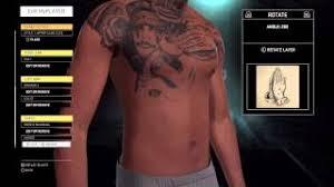 full body tattoo nba 2k16 nba 2k16 how to put on tattoos