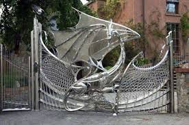 House Gate Design Architecture - Gate designs for homes