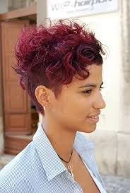 short sides and curl top hairstyles trendy shaved haircut for short curly hair hairstyles hair