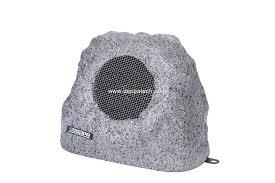 dsppa dsp647 outdoor rock garden speaker view garden speaker